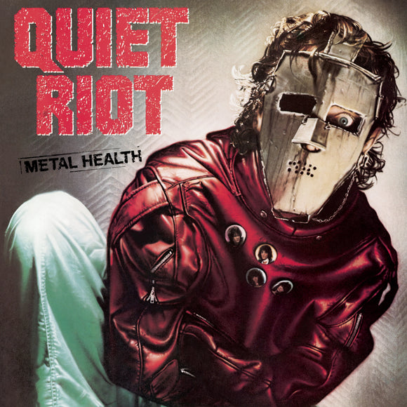 QUIET RIOT = MENTAL HEALTH (MOV)