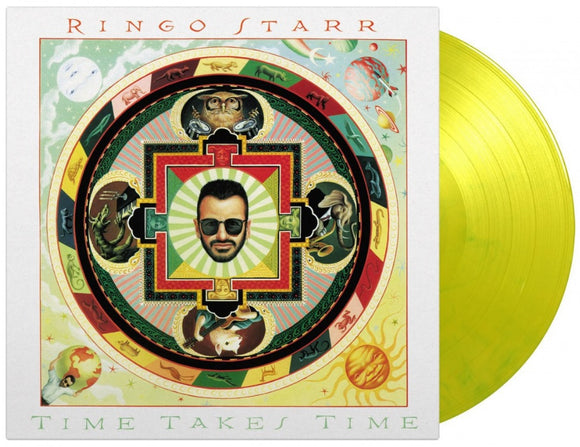 STARR, RINGO = TIME TAKES TIME /GREEN & YELLOW WAX (MOV)