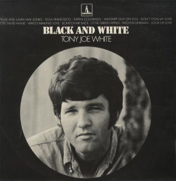 WHITE, TONY JOE = BLACK AND WHITE (MOV) /IMPORT