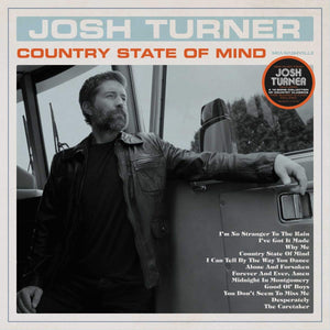 TURNER, JOSH = COUNTRY STATE OF MIND