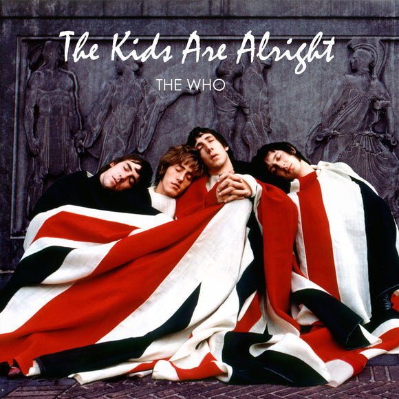 WHO = KIDS ARE ALRIGHT (2LP)