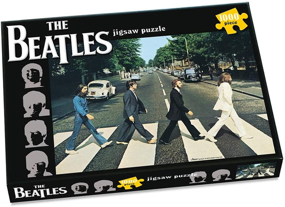 BEATLES = ABBEY ROAD PUZZLE /1000 PIECES