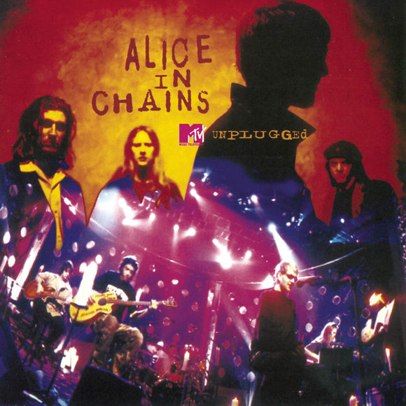 ALICE IN CHAINS = MTV UNPLUGGED /2LP (MOV)