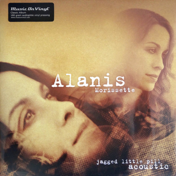 MORISSETTE, ALANIS = JAGGED LITTLE PILL ACOUSTIC (MOV)(IMPORT)