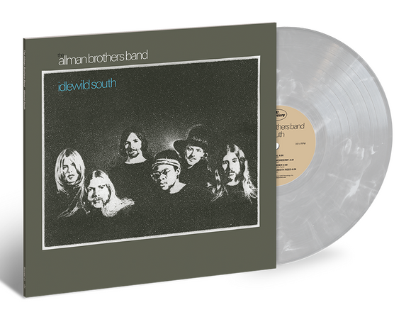 ALLMAN BROTHERS BAND = IDLEWILD SOUTH /INDIE EXC. WAX