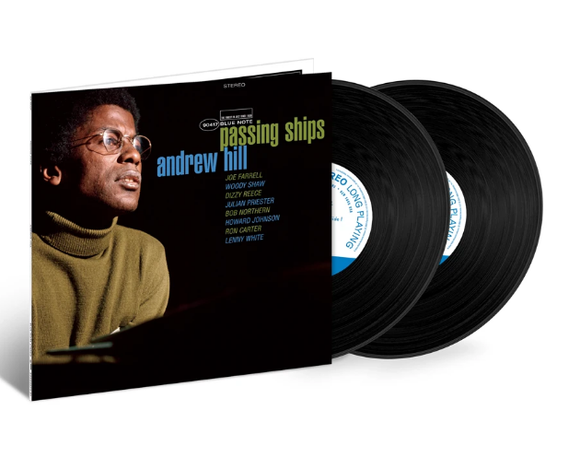 HILL, ANDREW = PASSING SHIPS (BLUE NOTE TONE POET) /2LP