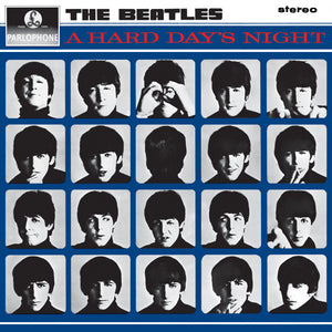 BEATLES = A HARD DAY'S NIGHT (STEREO)