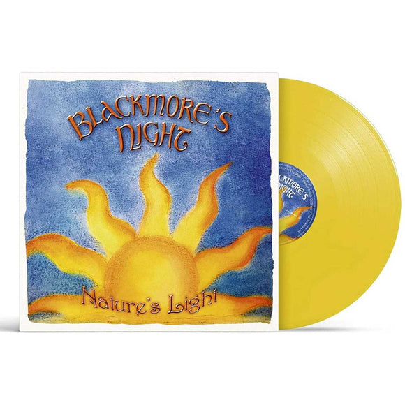 BLACKMORE'S NIGHT = NATURE'S LIGHT /INDIE EXC. WAX