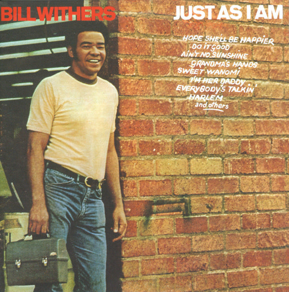 WITHERS, BILL = JUST AS I AM (MOV)