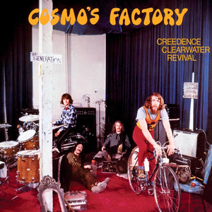 CREEDENCE CLEARWATER REVIVAL = COSMO'S FACTORY