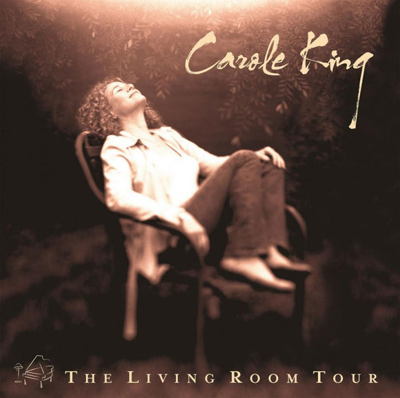 KING, CAROLE = LIVING ROOM TOUR (MOV)