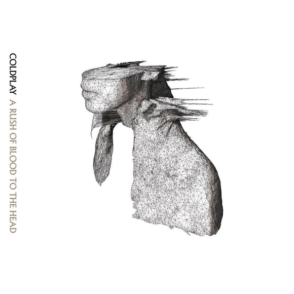 COLDPLAY = A RUSH OF BLOOD TO THE HEAD (180G)