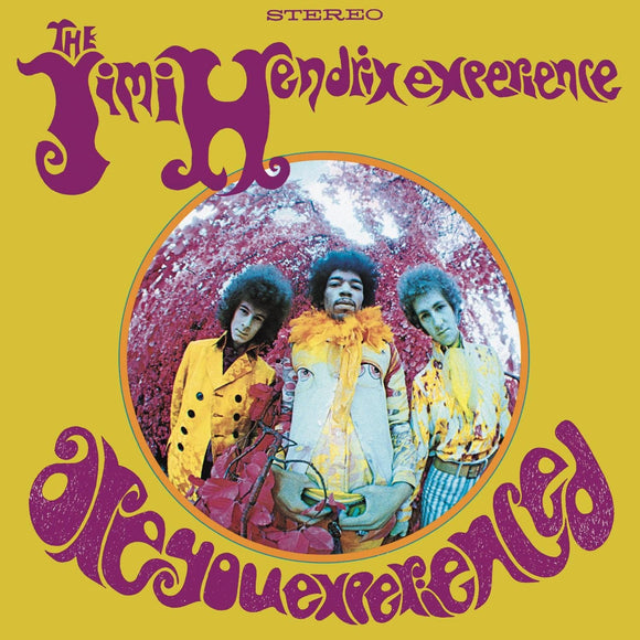 HENDRIX, JIMI EXPERIENCE = ARE YOU EXPERIENCED