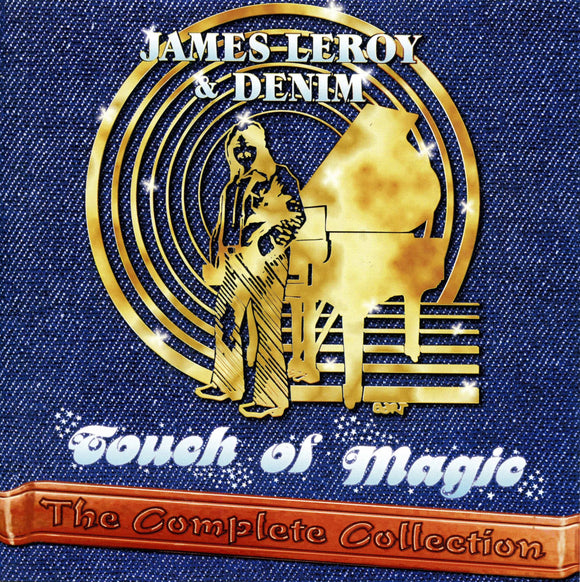 LEROY, JAMES & DEMIN = TOUCH OF MAGIC: THE COMPLETE COLLECTION (CD)
