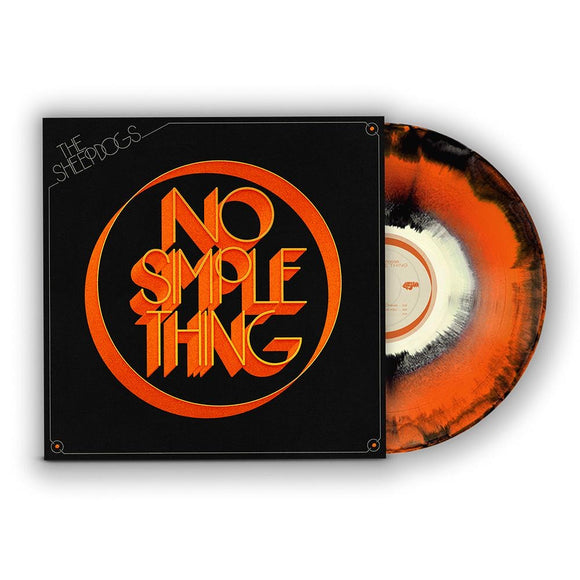 (PRE-ORDER) SHEEPDOGS = NO SIMPLE THING EP /INDIE
