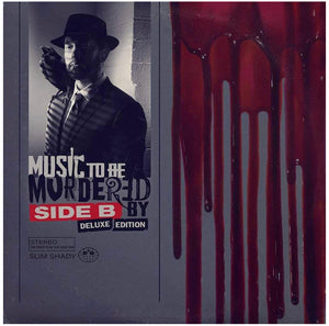(PRE-ORDER) EMINEM = MUSIC TO BE MURDERED BY: SIDE B /4LP