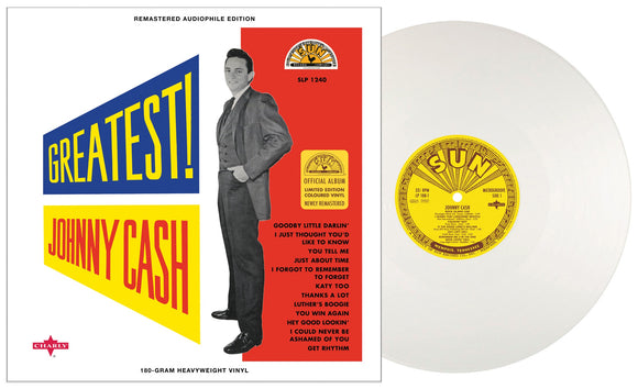 CASH, JOHNNY = GREATEST! /INDIE EXC. WAX