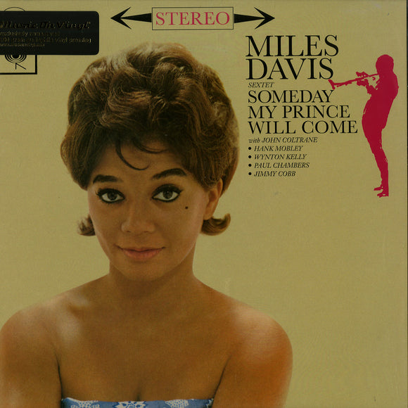DAVIS, MILES = SOMEDAY MY PRINCE WILL COME (MOV) /IMPORT
