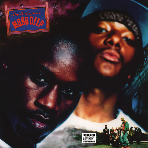 MOBB DEEP = INFAMOUS (MOV) /2LP (IMPORT)