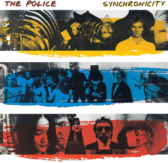 POLICE = SYNCHRONICITY (180G)