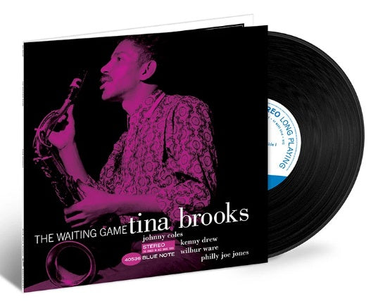 BROOKS, TINA = WAITING GAME (BLUE NOTE TONE POET)