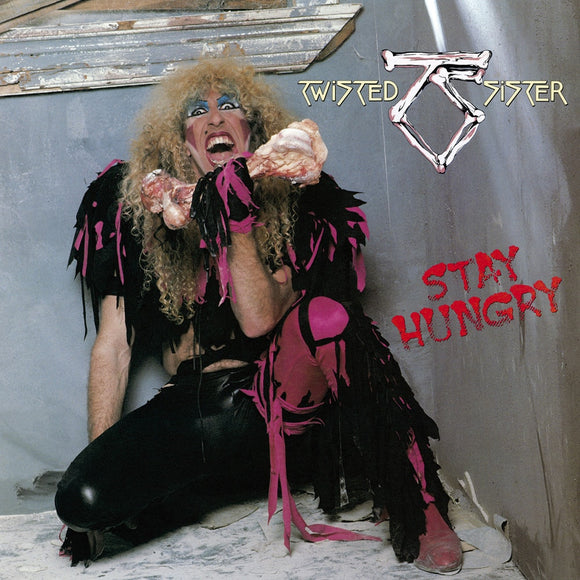TWISTED SISTER = STAY HUNGRY (MOV) /IMPORT