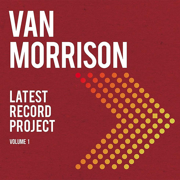 (PRE-ORDER) MORRISON, VAN = LATEST RECORD PROJECT: VOLUME 1 /3LP