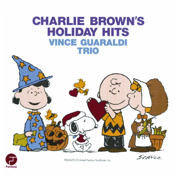 GUARALDI, VINCE TRIO = CHARLIE BROWN'S HOLIDAY HITS