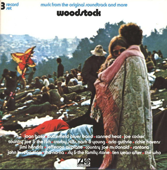 WOODSTOCK VOL. 1 (3LP) /INDIE EXC. WAX