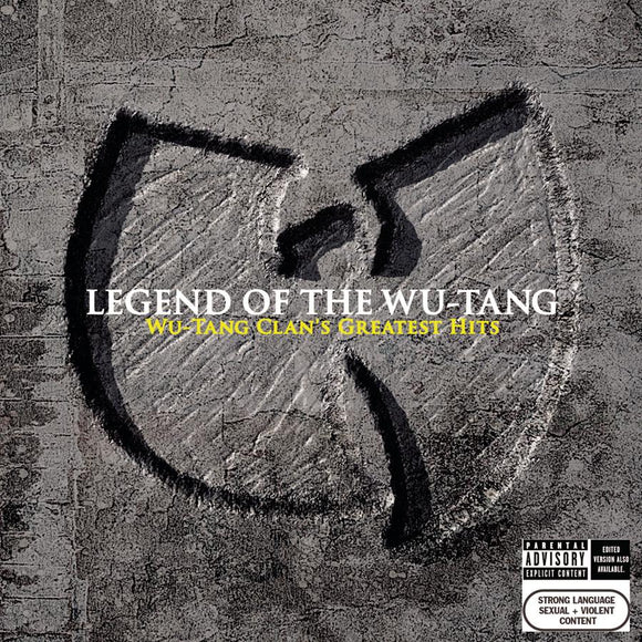 WU-TANG CLAN = LEGEND OF THE WU-TANG: BEST OF /2LP