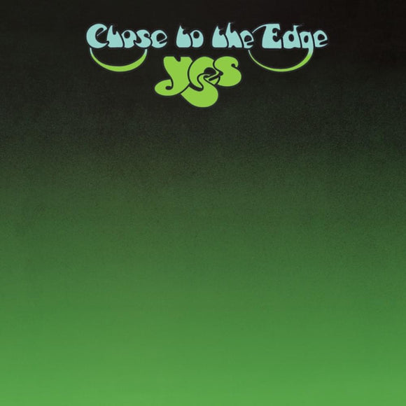 YES = CLOSE TO THE EDGE (180G)