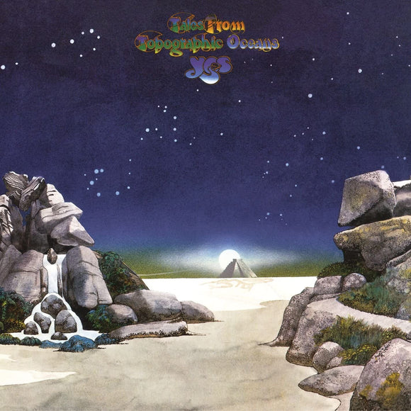 YES = TALES FROM THE TOPOGRAPHIC OCEANS /2LP