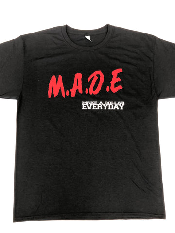 "Made In Norfolk Apparel ""M.A.D.E"" Tee"