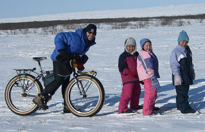 Part 2: COLD RIDE IN THE ARCTIC