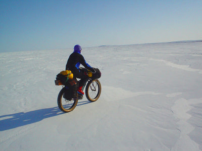 Part 1: COLD RIDE IN THE ARCTIC