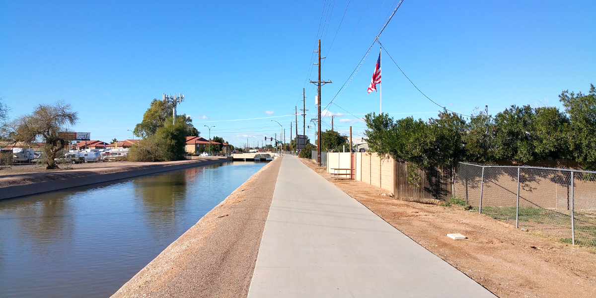Consolidated Canal Path