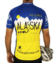 Alaska Gold Rush Cycling Jersey - Free Spirit Bike Jerseys