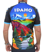 Idaho Cycling Jersey - Free Spirit Wear Bike Jerseys