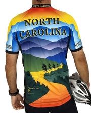 North Carolina Cycling Jersey - Free Spirit Wear Bike Jerseys