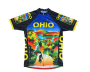 Ohio Cycling Jersey - Free Spirit Bike Jerseys
