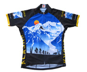 Womens Alaska Majestic Jersey - Free Spirit Bike Jerseys