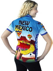 Womens New Mexico Jersey - Free Spirit Bike Jerseys