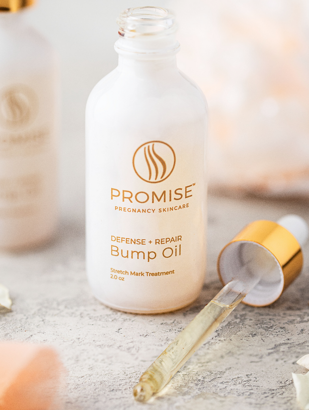 Bump Oil Stretch Mark Defense & Scar Lightening