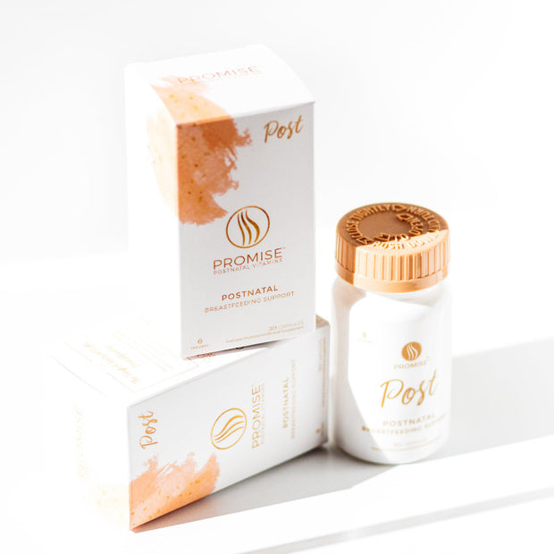 Promise PostNatal - Breastfeeding Vitamins