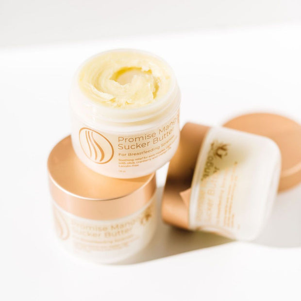 Mango Sucker Butter Nipple Cream for Breastfeeding Soreness