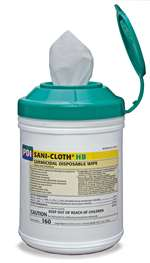 SANI-CLOTH HB Canister - 160pk