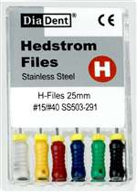 HEDSTROM FILES #25 21mm - 6pk MFG #503-105