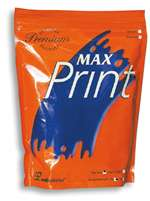 MAX PRINT Regular Set - 1lb.MFG #01-B332
