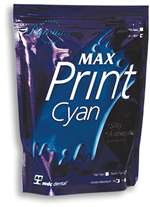 MAX PRINT CYAN Regular Set - 1lb.MFG #08-D119