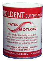 MOLDENT BUFFING AGENT Red - Each
